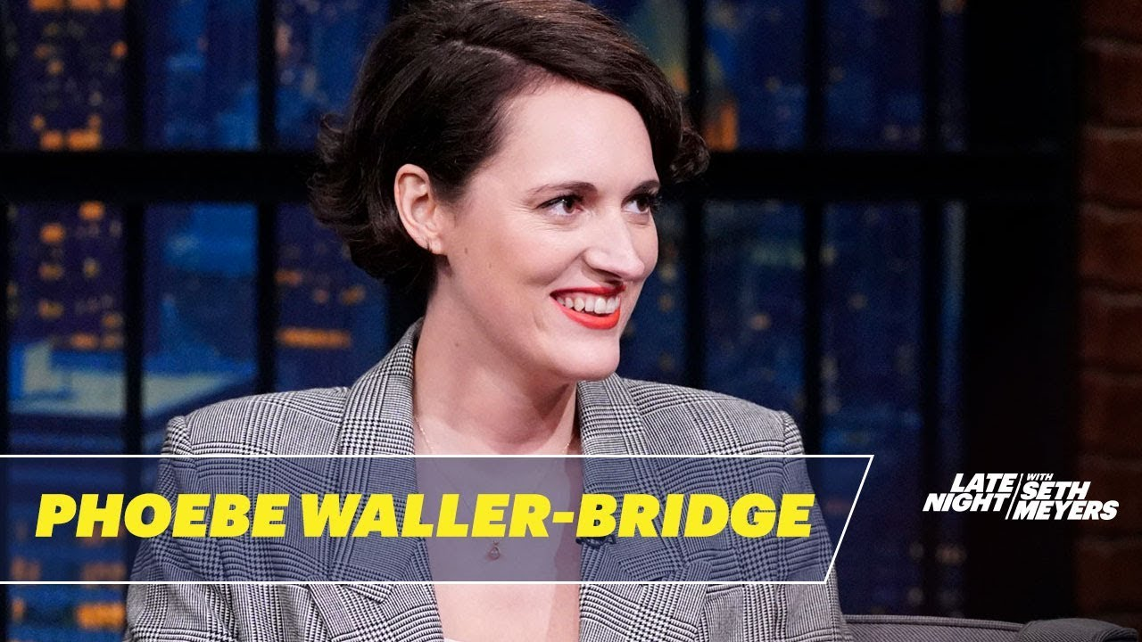 Download Phoebe Waller-Bridge Might Revisit Her Fleabag Character Eventually