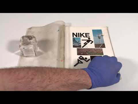 The First Nike Shoe Catalog Ever From 1973