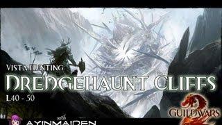 ★ Guild Wars 2 ★ - Vista Hunting - Dredgehaunt Cliffs