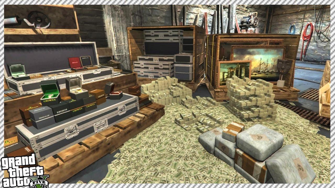 gta 5 online import export dlc preparation heist money making missions gta 5 online. Black Bedroom Furniture Sets. Home Design Ideas
