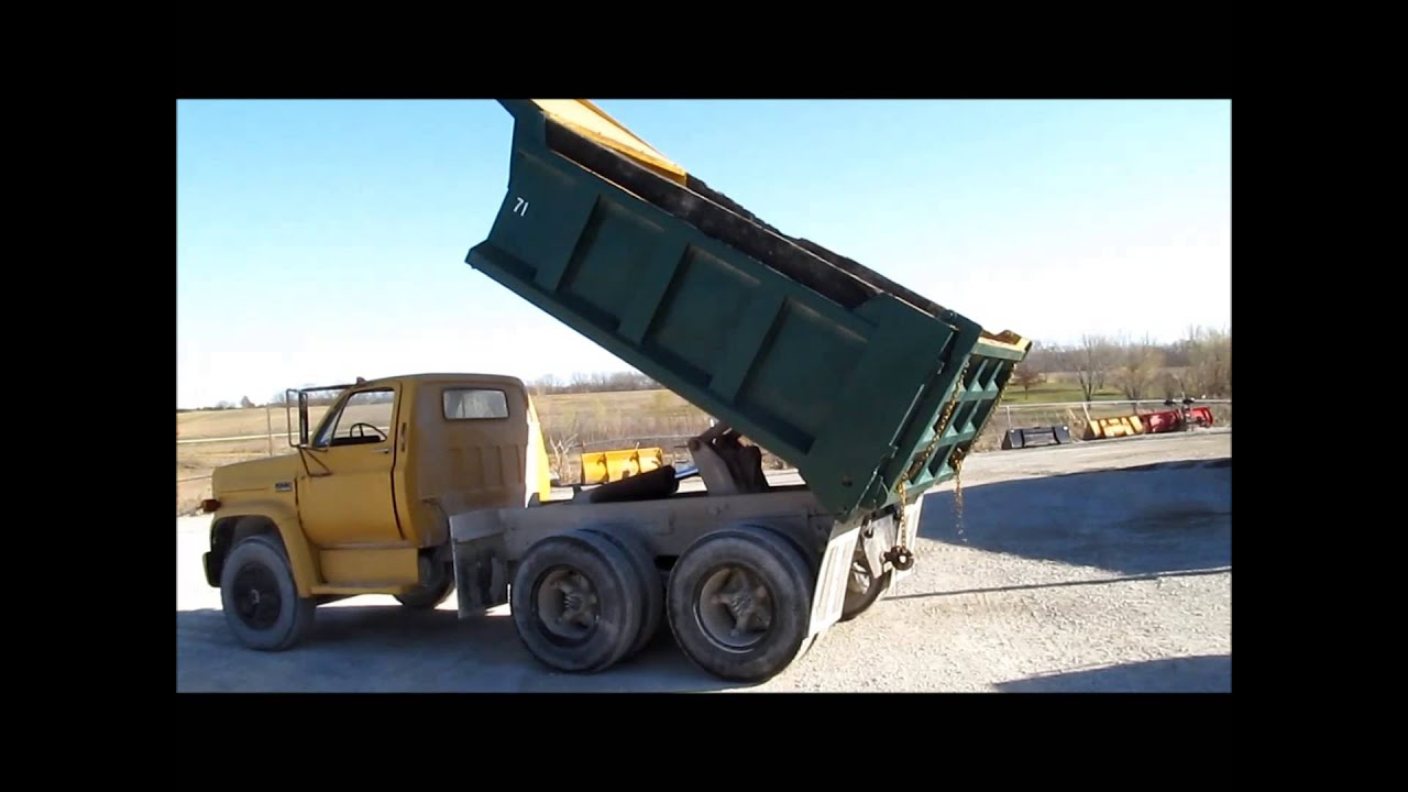 Gmc 6500 Dump Truck >> 1976 GMC 6500 dump truck for sale | sold at auction Dec... | Doovi