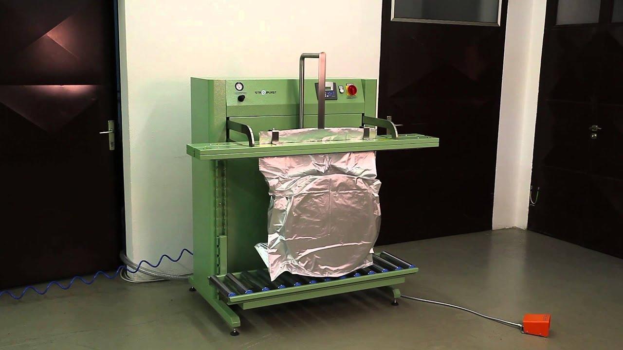 Industrial vacuum sealer STROJPLAST SVV-1300