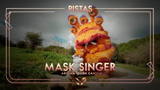 Las segundas pistas del Monstruo | Pista 2 | Mask Singer: Adivina quién canta
