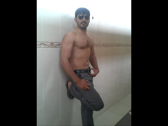 Mr. Asif,  Beautiful Muscles In College Life