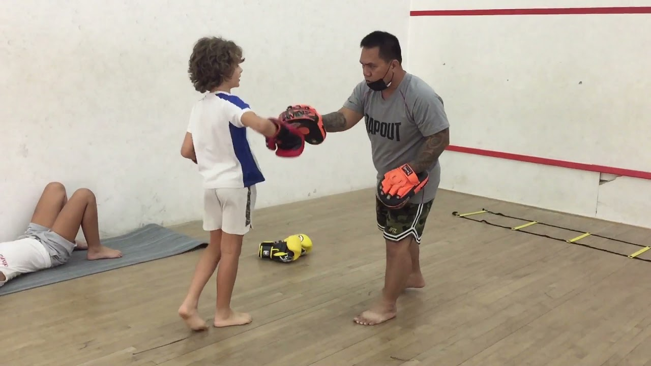 Download Kids kickboxing 2