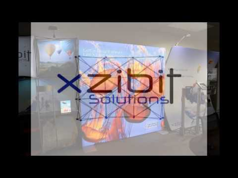 Xibit Solutions - exhibition and trade show stand builder and supplier in Canada