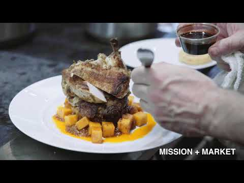 Springer Mountain Farms Awards Chef Ian Winslade Of Mission + Market