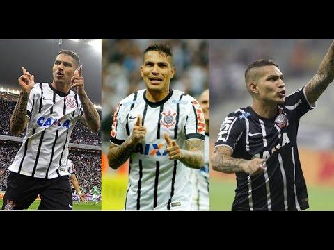 Os 3 Gols de Guerrero em cima dos rivais na Arena Corinthians