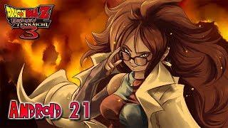 [DBZ: Budokai Tenkaichi 3 MOD] Android 21 [Dragon Ball FighterZ]