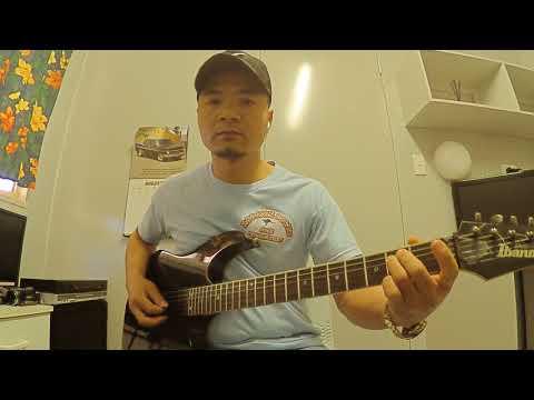 Hoa Bằng Lăng - Nhạc Hoa - Guitar cover by Khanh Nguyen