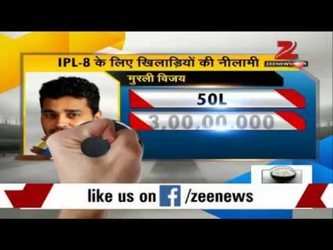 IPL 8 auction: Delhi Daredevils buy Yuvraj Singh for 16 crores