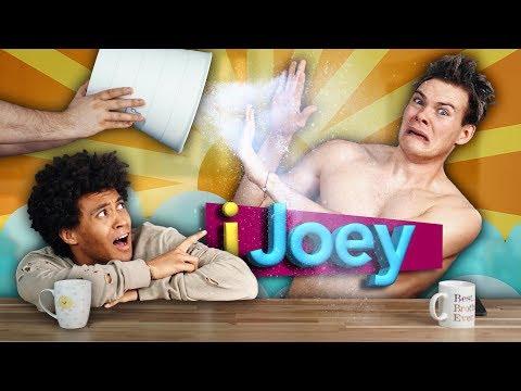 JOEY'S MAGISCHE GUTEN MORGEN SHOW - iJoey   Joey's Jungle