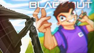 360 AXE KILL FOR THE WIN! INSANE FULL BLACKOUT GAME!