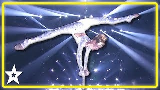 BEST Contortionist on America's Got Talent | Kids Got Talent