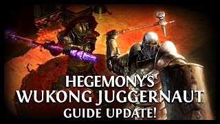 Path of Exile Ascendancy: HegeHausmeister Juggernaut Ascended!