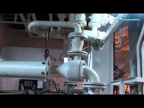 Sewage Treatment Plant on Merchant navy ship