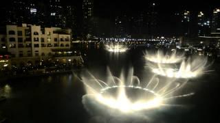 The Magical Dubai Fountain
