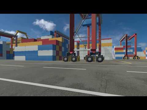 VR Crane Master |