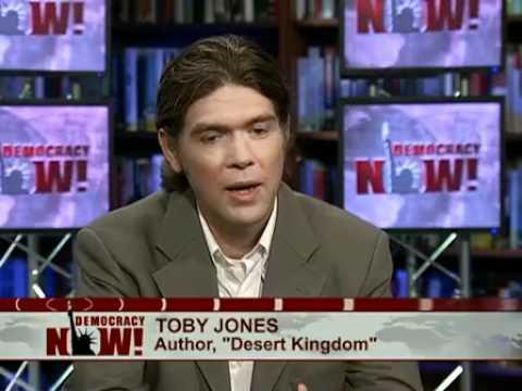 Toby Jones: Aiming to Preserve Mideast Rule, Saudi Arabia Helps Crush Uprisings in Bahrain, Yemen