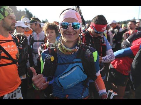 100 Miles Sud de France 2016 Trail 165km- Video UltraTrail Arnaud BOUYAT