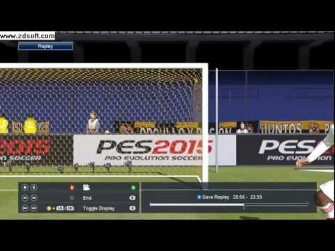 CR7 vs LEO PaTcH pes 2015