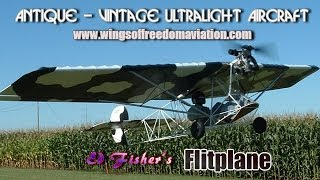 Flitplane, Ed Fisher