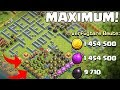 Der MAXIMALE LOOT in CLASH OF CLANS! ⭐️ CoC