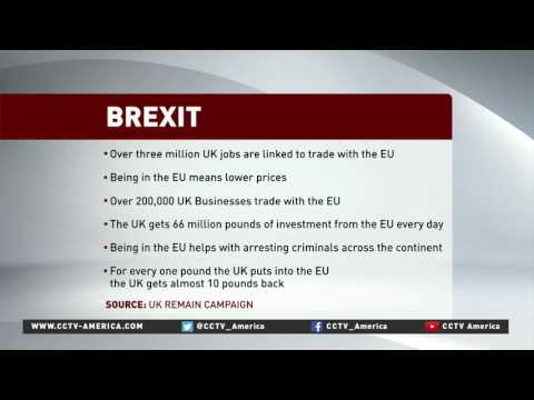 Brexit: What