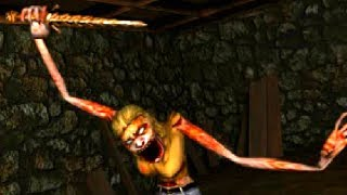 Evil Dead Hail To The King Ps1 Playthrough Nintendocomplete Youtube