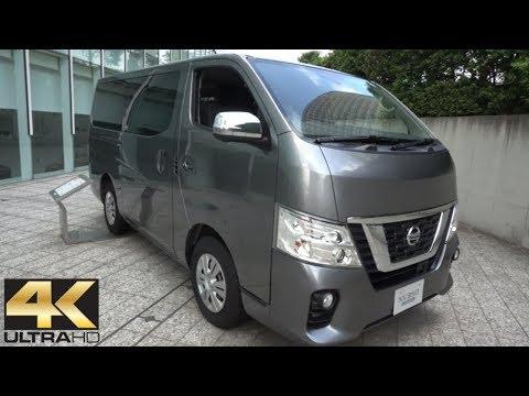 2019 NISSAN NV350 CARAVAN PREMIUM GX - Nissan Caravan 2019 - 日産 NV350キャラバン プレミアムGX 2019年モデル