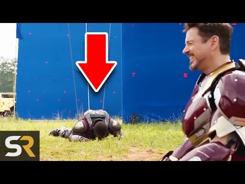 Thumbnail: 10 Marvel And Superhero Bloopers That Make The Movies Even More Fun!