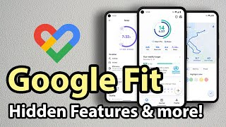 Google Fit App Review   How To Use, Hidden Features 2021, Everything in One video!! screenshot 5