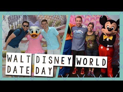Disney Double Date Day  Disney World Vlog July 2017