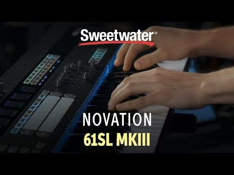 Novation 61SL MkIII Keyboard Controller Review