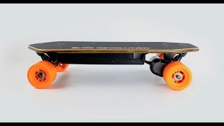Slick Revolution Min-Eboard Electric Skateboard
