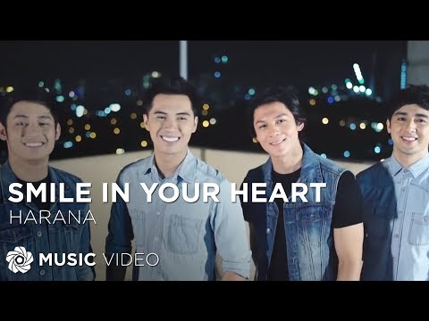 HARANA - Smile In Your Heart (Official Theme Song of Just The Way You Are)