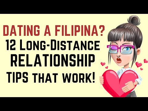 Dating. a Filipina 12 Long Distance Relationship Tips❤️