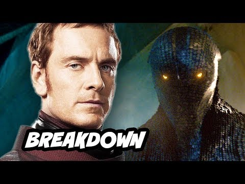 X-Men Days Of Future Past Final Breakdown