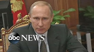 Russia Says Bomb Brought Down Airliner