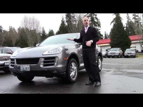 2008 Porsche Cayenne S review - This will piss off some Porsche fanatics