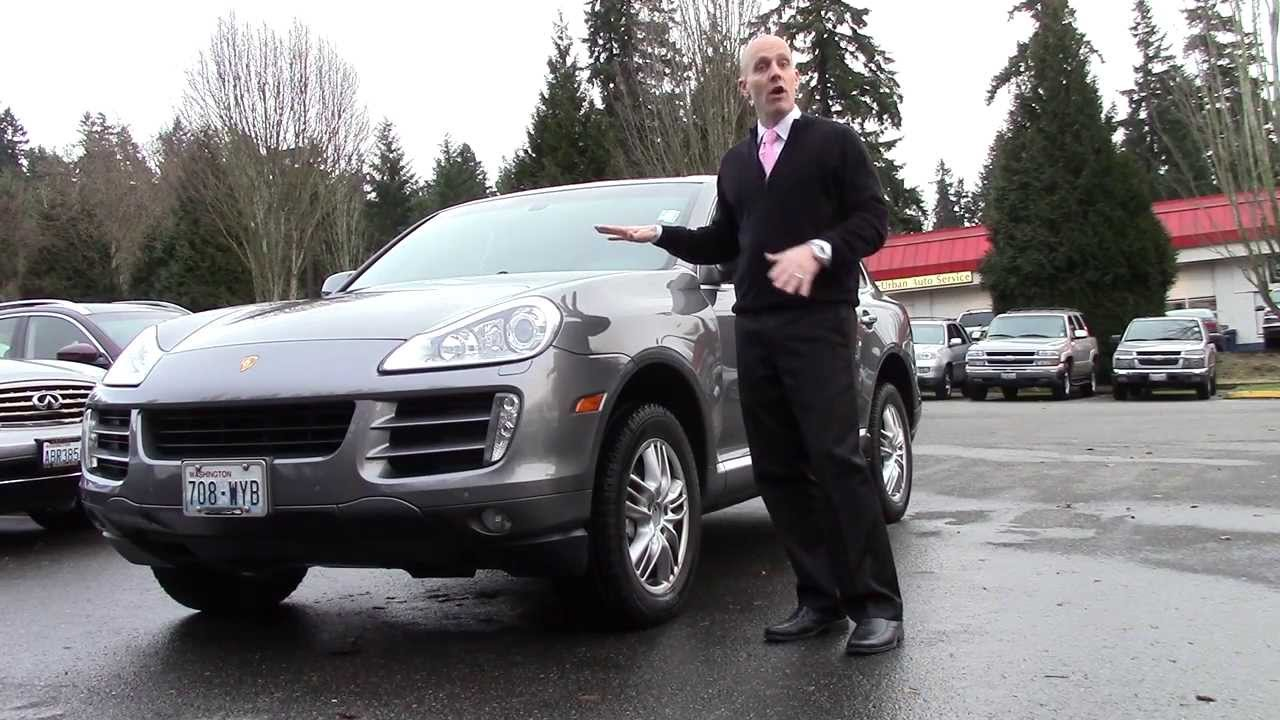 2008 Porsche Cayenne S Review This Will Piss Off Some