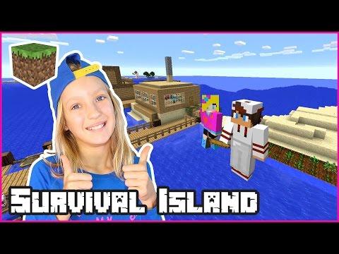 Survival Island  Minecraft Realm