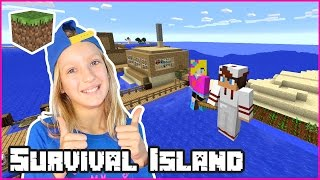 Survival Island / Minecraft Realm