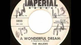 Watch Majors A Wonderful Dream video