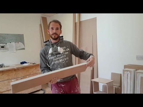 Achieve professional paint finishes on Mdf - Trade tips & techniques - Don't Miss!!