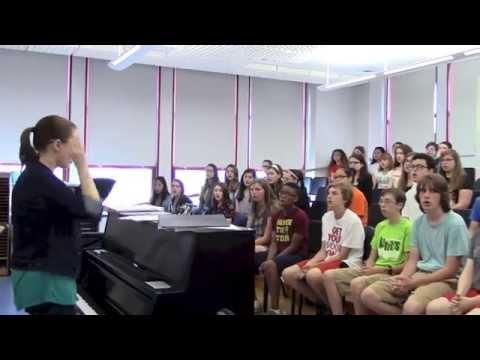 Jacqueline Langley - GRAMMY Music Educator Award Quarter-Finalist - Video 2