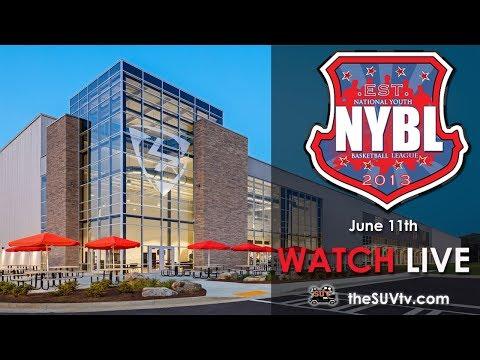 NYBL Championship (5th Grade): NYBA Elite vs. Nightrydas