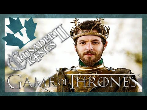 King Renly Baratheon #1 Shadow Assassin - CK2 Game Of Thrones