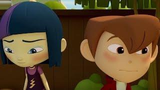 Макс Грин и инопланетяне –Без ума от любви - серия 3 - Мультфильм для детей  -  романтическая серия