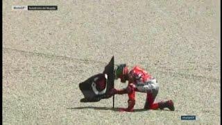 LORENZO IS BACK!! MOTO GP MUGELLO ITALY 2018
